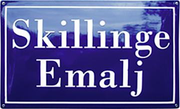 Skillinge Emalj logo