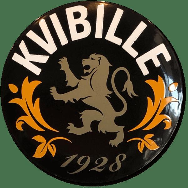Skillinge Emalj tog fram företagsskylt för Kvibille
